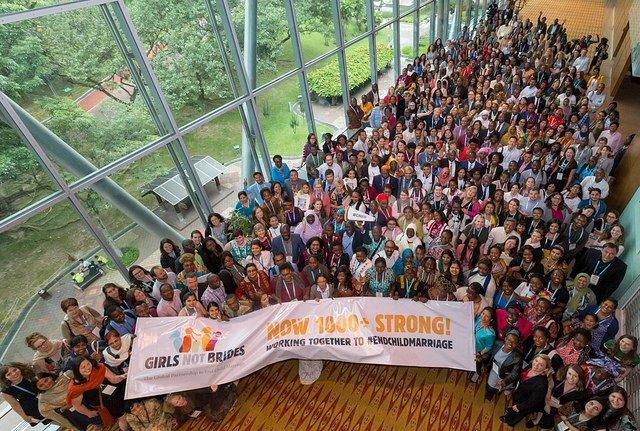 2ème réunion mondiale des filles : l'espoir renouvelé