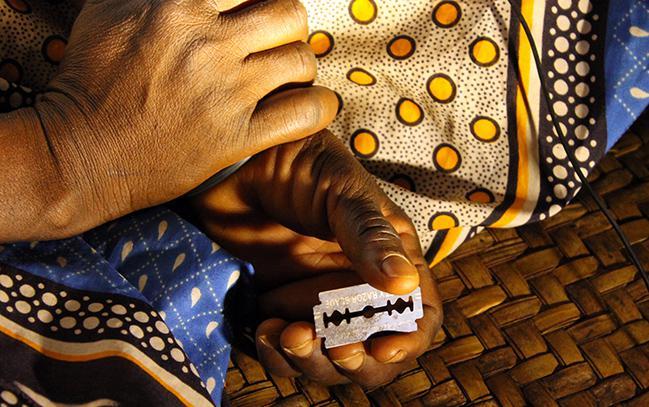 Les mutilations Génitales Féminines, une violation des droits des filles