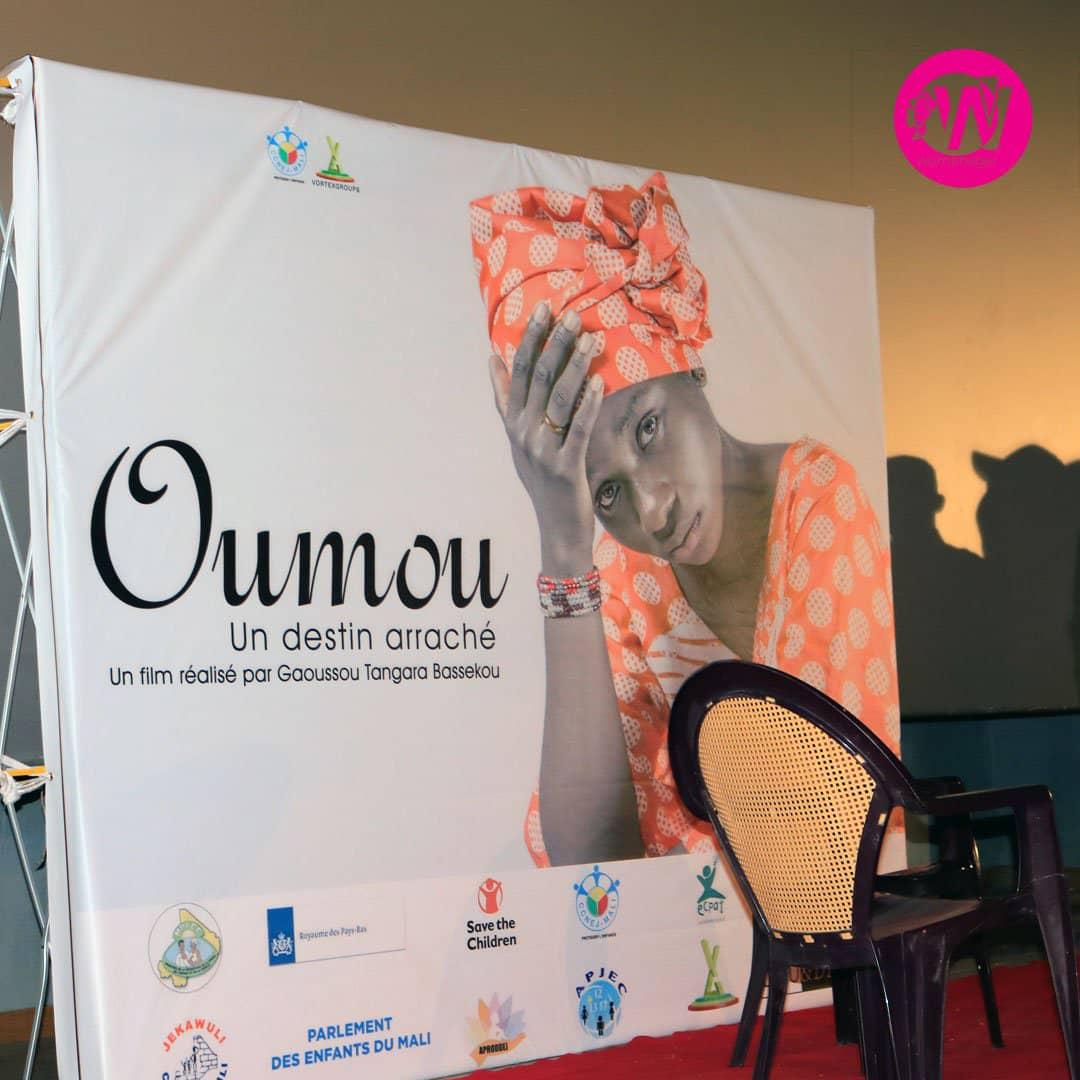 « Oumou, un destin arraché », un film pour la promotion des droits des femmes !